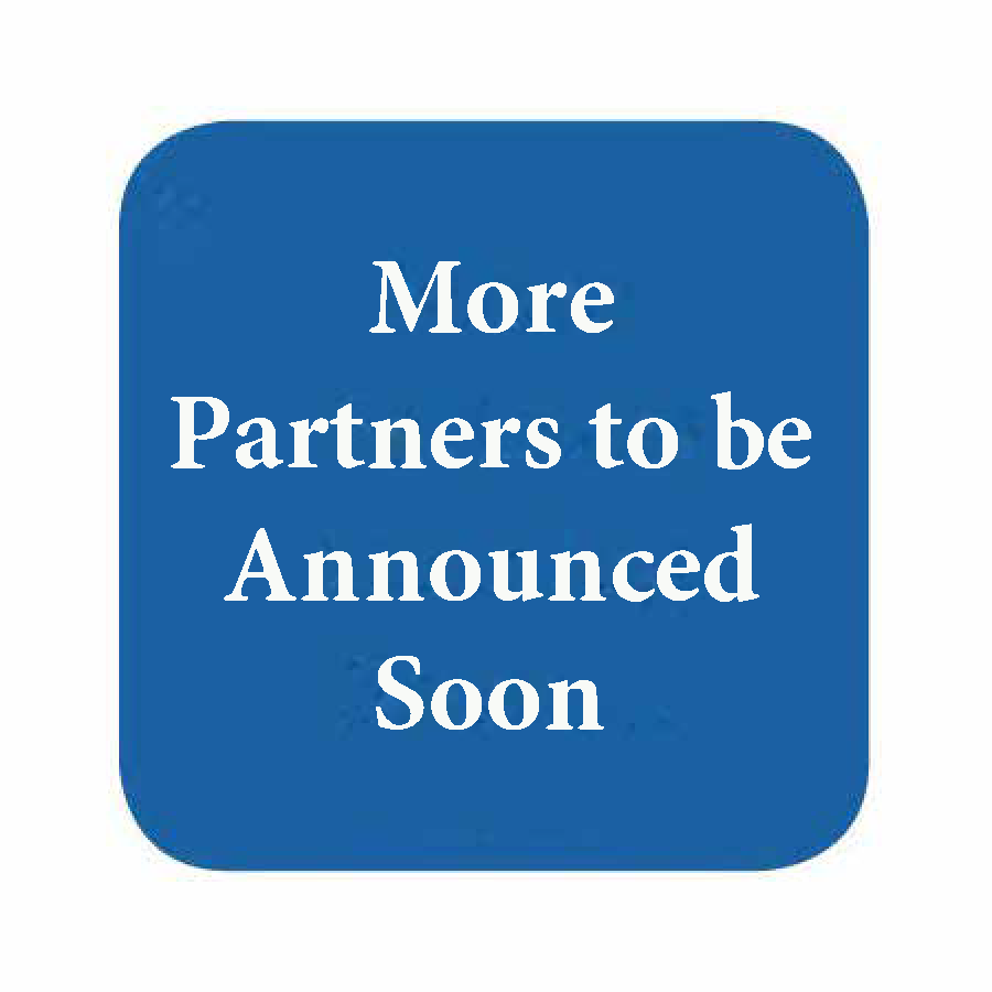 More Partners Coming Soon....